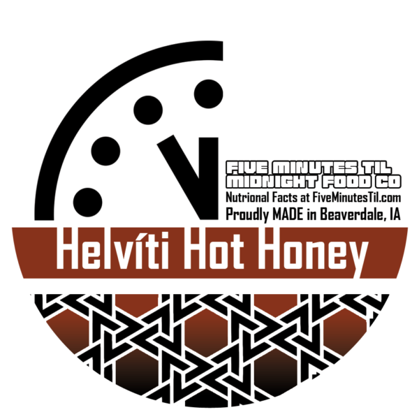 Helvíti Hot Honey