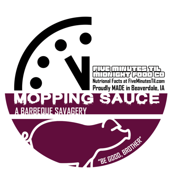 Mopping Sauce: A Barbeque Savagery